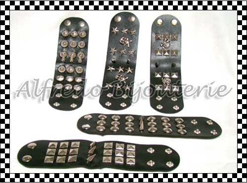Nuevas pulseras con tachas   Alfredo Bijouterie Blog - Accesorios de ... 6c2bef4cbc1